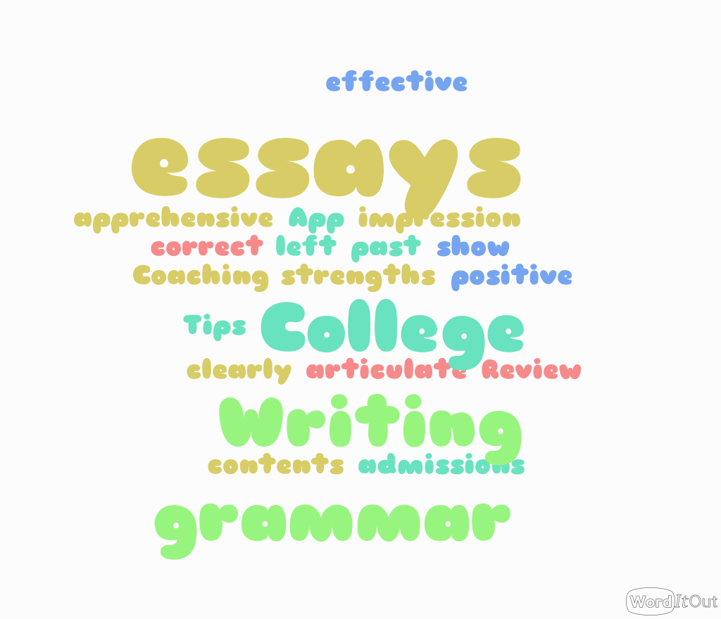 how to correct essays You've probably already read and heard the tips on how to write an essay, from developing a thesis statement to crafting an unforgettable conclusion but you may.